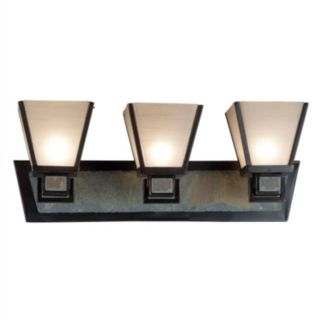 Clean Slate 3-Light Vanity Wall Sconce