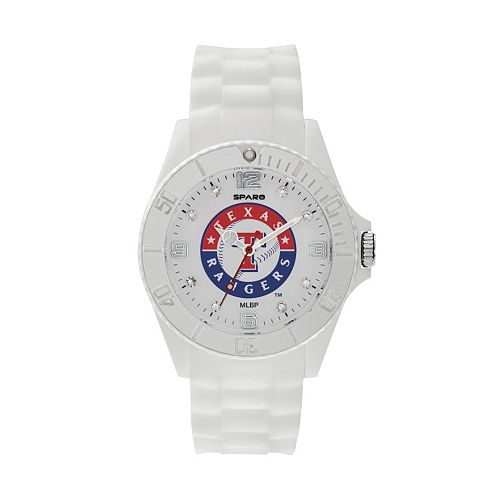 Sparo Cloud Texas Rangers Women's Watch