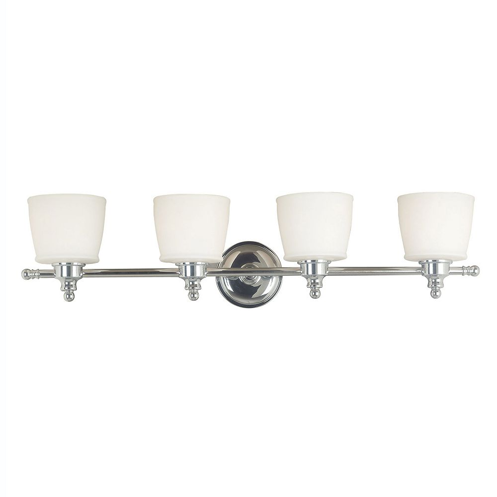 Riley 4-Light Vanity Wall Sconce