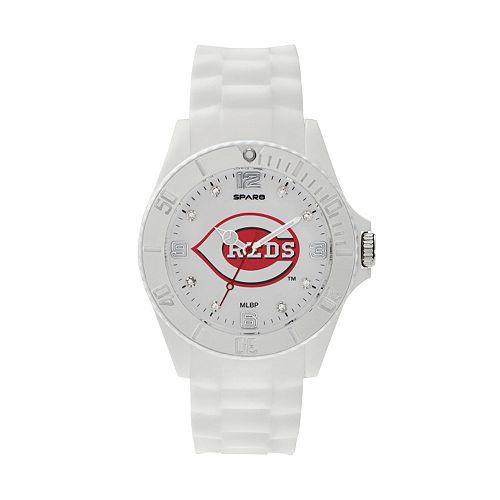 Sparo Cloud Cincinnati Reds Women's Watch