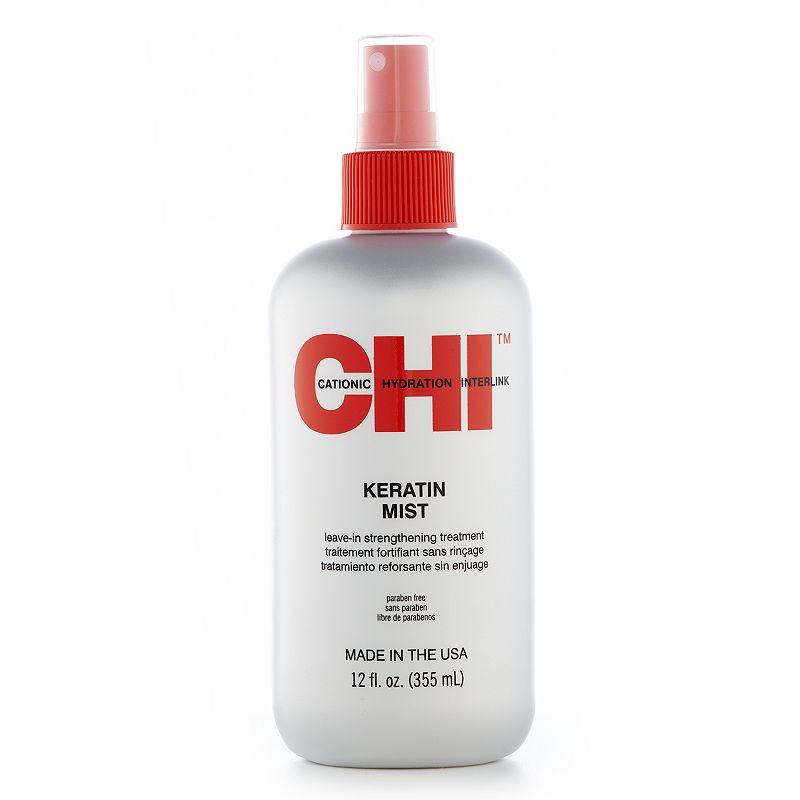 chi keratin mist how to use