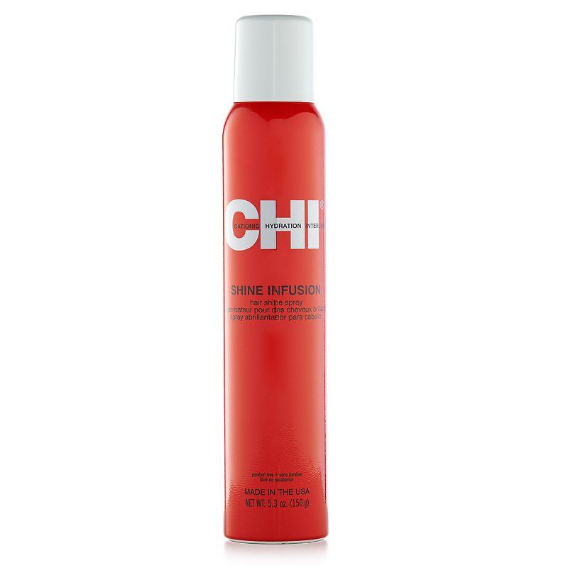 CHI Shine Infusion Hair Shine Spray, Multicolor