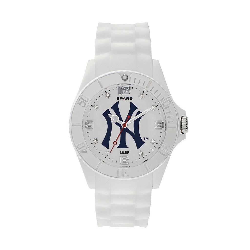 Sparo Cloud New York Yankees Women's Watch