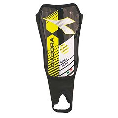 Diadora Fulmine Soft Shell Soccer Shin Guards - Adult