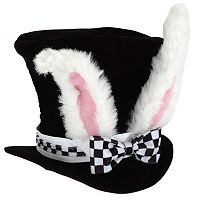 Disney Alice In Wonderland White Rabbit Costume Hat - Kids
