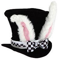 Disney Alice In Wonderland White Rabbit Costume Hat - Kids