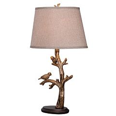 Tweeter Table Lamp