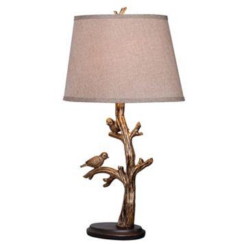 Tweeter Table Lamp