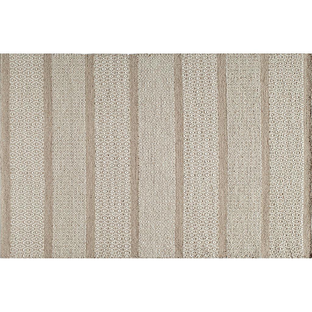 Momeni Mesa Striped Reversible Rug - 8' x 10'