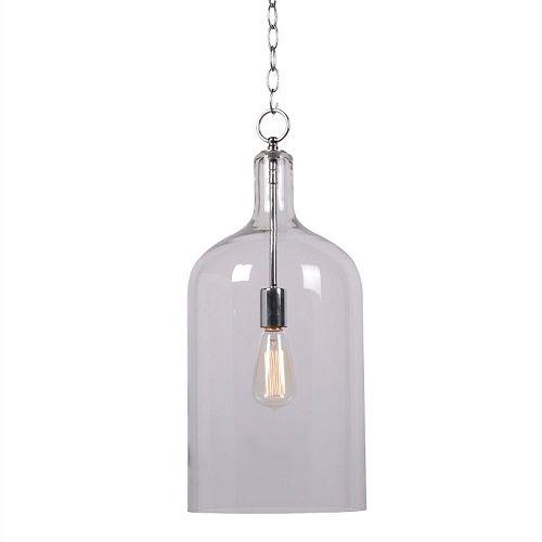 Kenroy Home Capri 1-Light Pendant Lamp