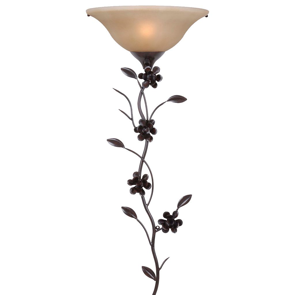 Blooms Wallchiere Wall Sconce