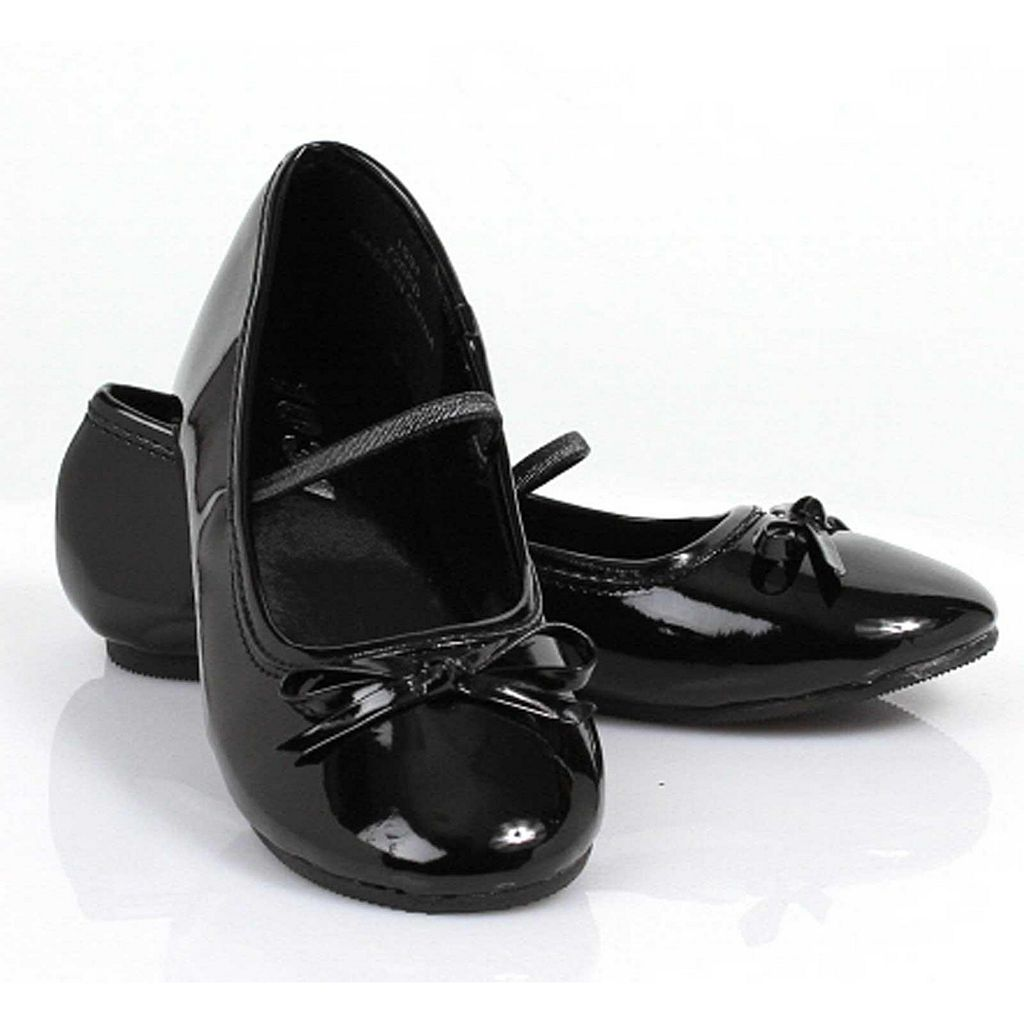 Ballet Flat Costume Shoes - Kids