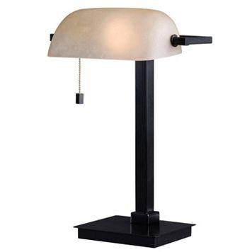 Wall Street Desk Lamp