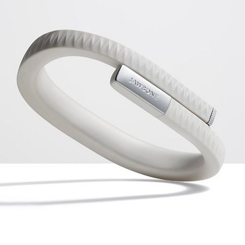 Jawbone UP Wireless Activity Tracker (Light Gray)