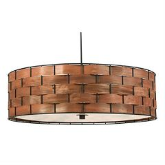 Shaker 3-Light Pendant Lamp