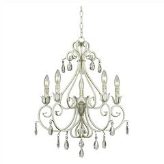 Chamberlain 5-Light Chandelier