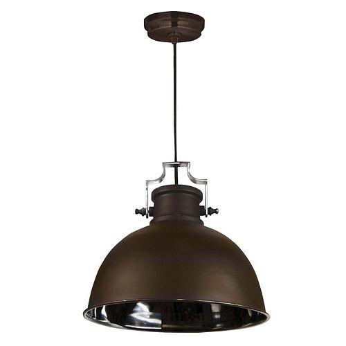 Kenroy Home Nautilus 1-Light Large Pendant Lamp