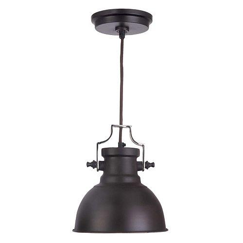 Kenroy Home Nautilus 1-Light Mini Pendant Lamp