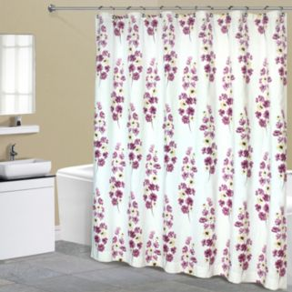 United Curtain Co. Chelsea Fabric Shower Curtain
