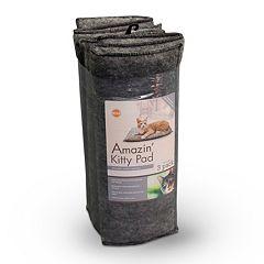K&H 3-pk. Amazin' Kitty Pads - 20'' x 15''