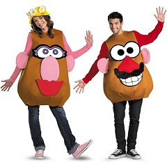Mr. or Mrs. Potato Head Deluxe Costume Adult by