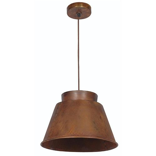 Metalsmith Pendant Lamp