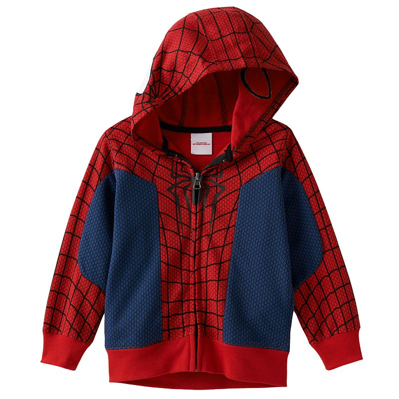 Spider-Man Costume Hoodie - Toddler