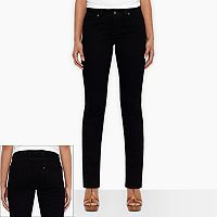 Levi's 529 Curvy Straight-Leg Jeans - Women's