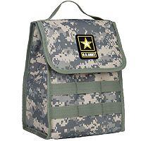 Wildkin U.S. Army Stash Lunch Bag - Kids