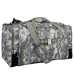 Wildkin Digital Camo Weekender Bag - Kids