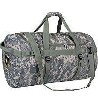 Wildkin U.S. Army Traveler Duffel Bag - Kids