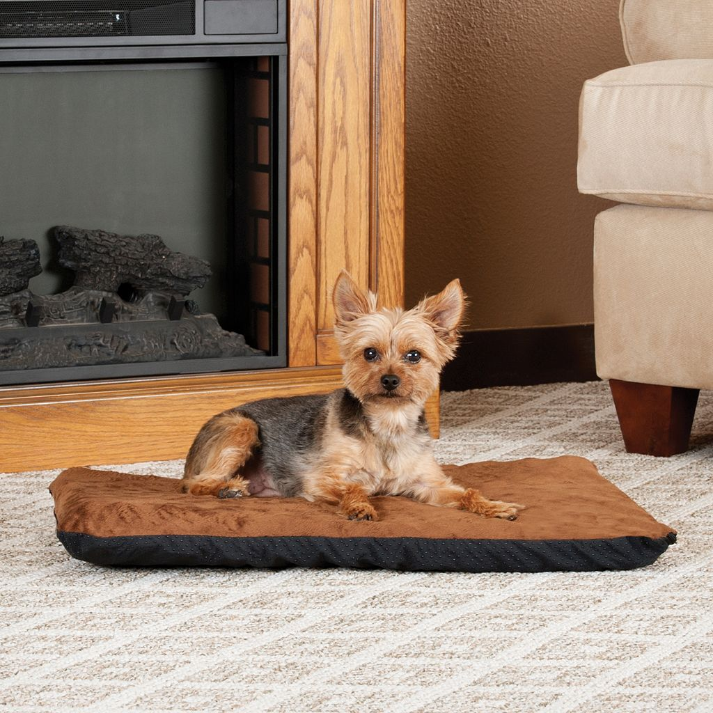 K&H Ortho Thermo Heated Pet Bed - 17'' x 27''