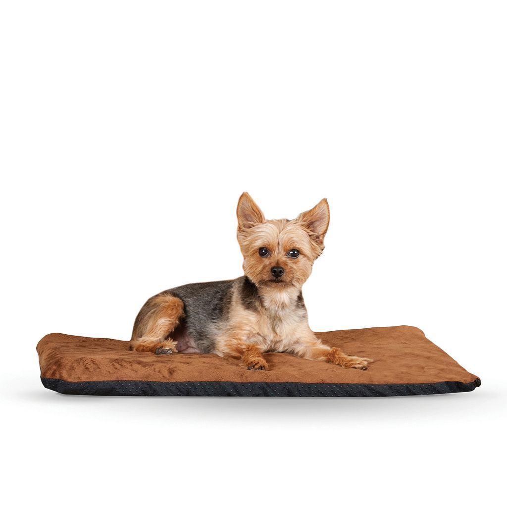 KandH Ortho Thermo Heated Pet Bed - 17'' x 27''