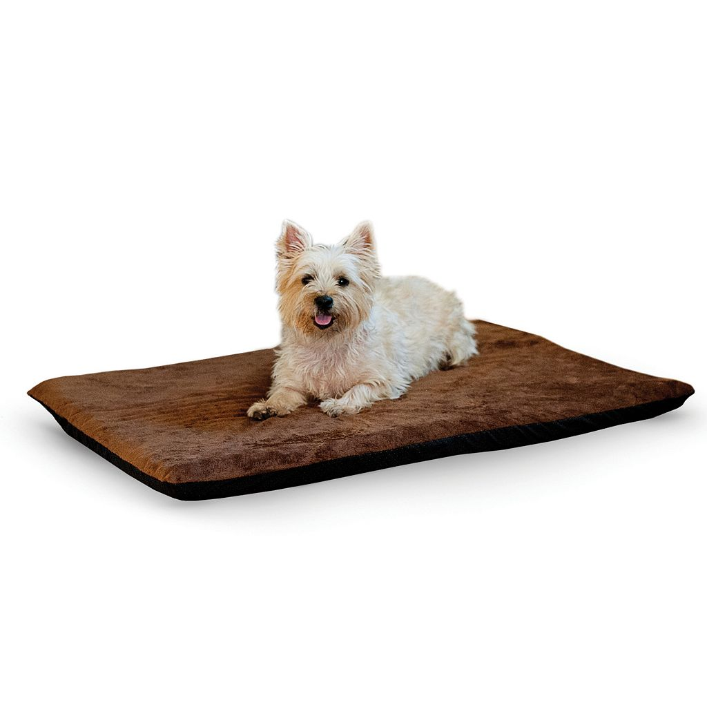 KandH Ortho Thermo Heated Pet Bed - 27'' x 37''