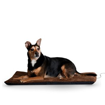 K&H Ortho Thermo Heated Pet Bed - 33'' x 43''