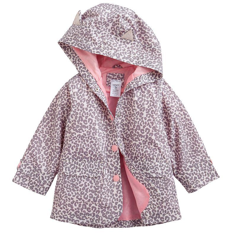 Carter's Rain Coat - Toddler