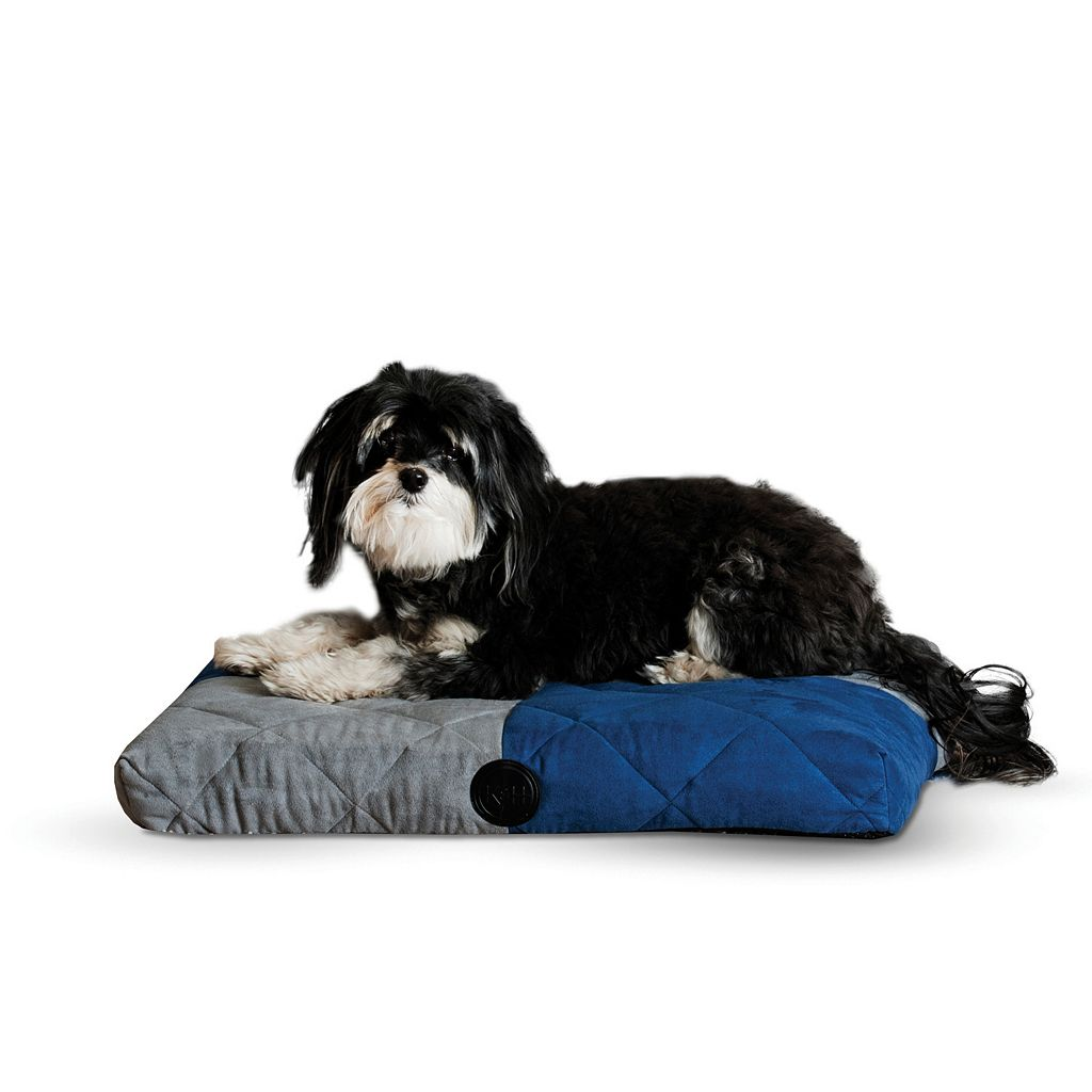 K&H Quilted Memory Dream 3 1/2-in. Thick Pet Bed - 19 1/2'' x 25''