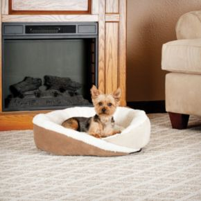 KandH Huggy Nest Small Pet Bed - 19'' x 22''