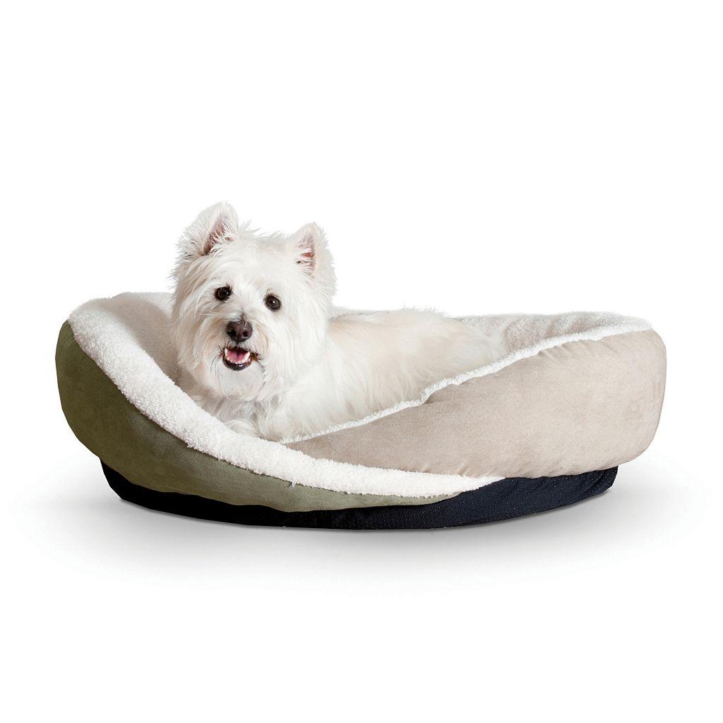 K&H Huggy Nest Medium Pet Bed - 24'' x 28''