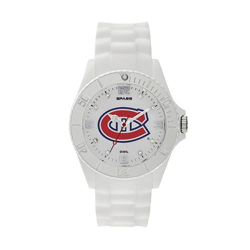 Sparo Cloud Montreal Canadiens Women's Watch