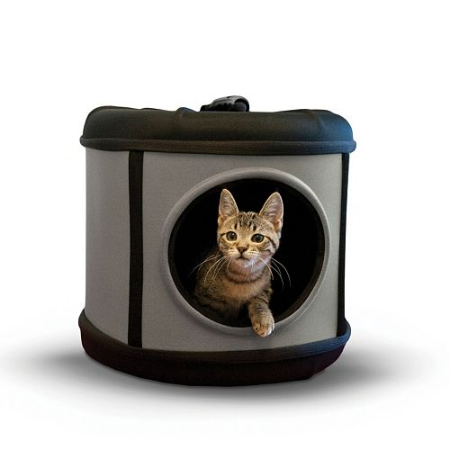 K&H Mod Capsule Pet Bed & Carrier