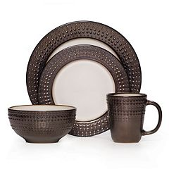 Mikasa Gourmet Basics Avery 16 pc Dinnerware Set