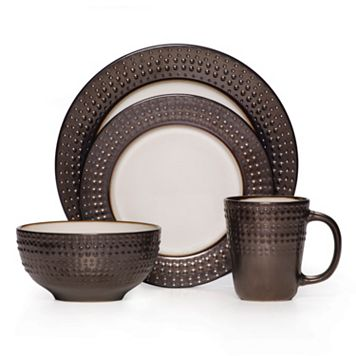 Mikasa Gourmet Basics Avery 16-pc. Dinnerware Set