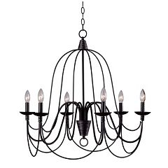 Pannier 6-Light Chandelier