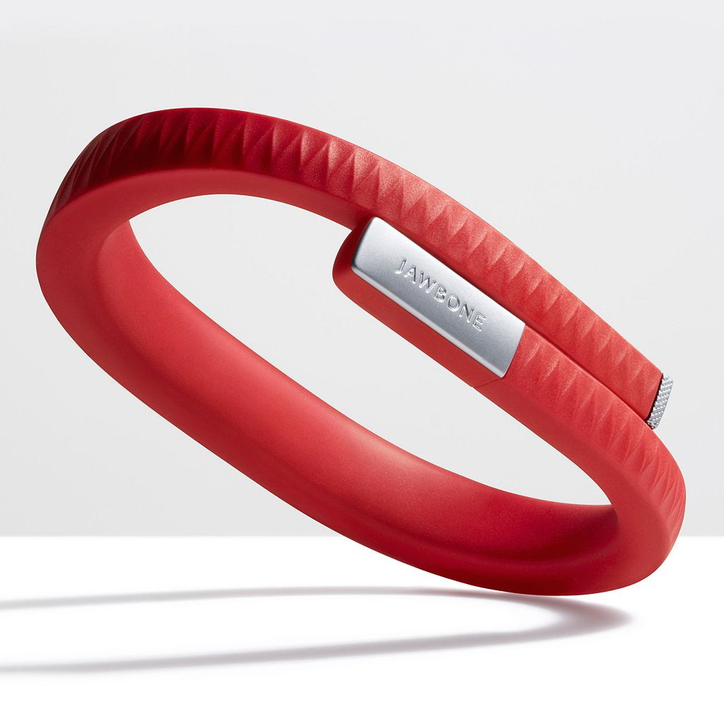 Jawbone UP Wireless Activity Tracker (Red)