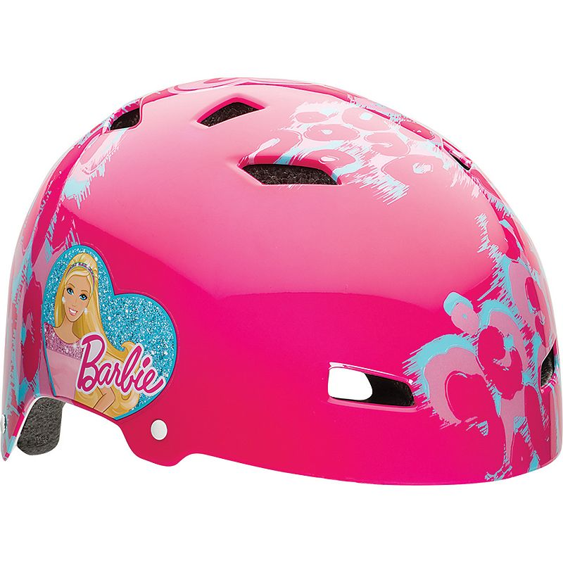 Barbie Multisport Helmet by Bell Sports - Kids (Multicolor)