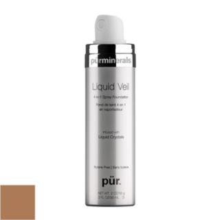 PUR Liquid Veil 4-in-1 Spray Foundation