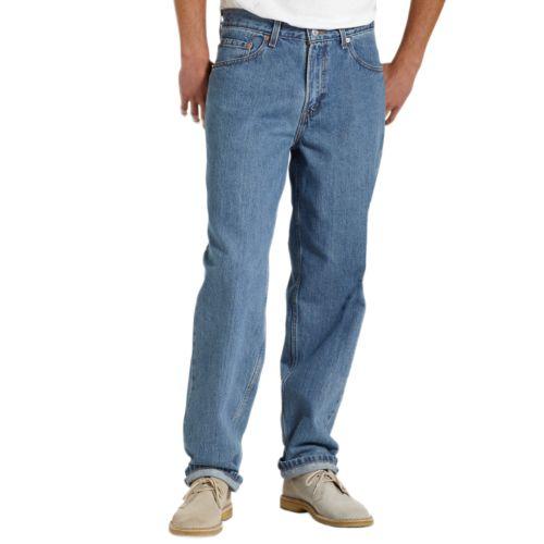 Levi's 560 Comfort Fit Jeans - Big & Tall