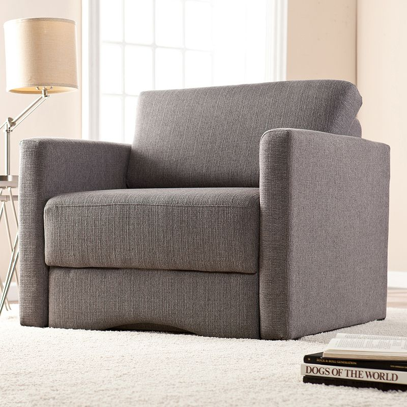 Southern Enterprises Dawson Convertible Arm Chair