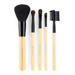 Earth Therapeutics 5 pc Cosmetic Brush Set